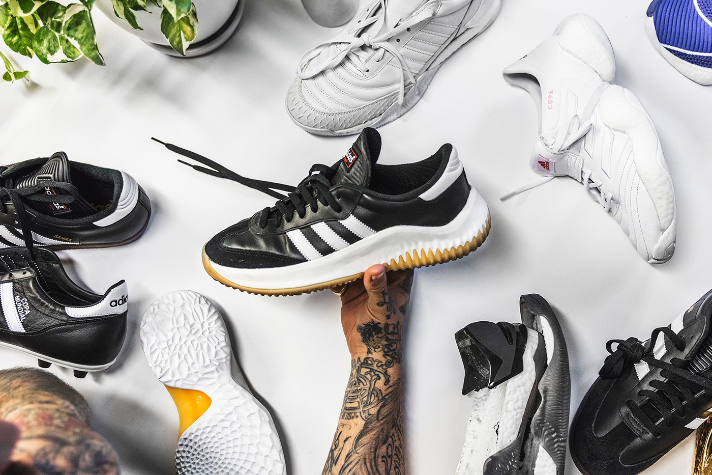 7b25256a7a10 THE SHOE SURGEON TALKS ABOUT SOCCER INSPIRATION – The Association ...